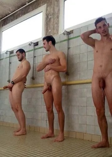 rugby shower wankers