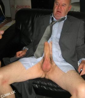self sex mature silver daddy