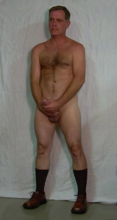 silver-daddy-exposed-wanking
