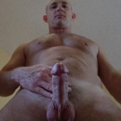 smell of a big daddy cock