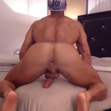 straight guy trophy boy naked arsehole