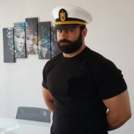 the man with the sexy eyes sailor