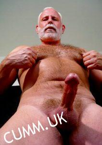 touch my cock