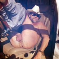 trucker hairy hole