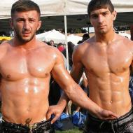 turkish oil wrestling sexy men