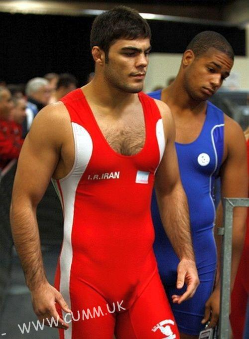 wrestler from iran