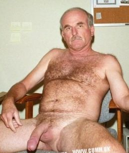 big cock hairy grandpA