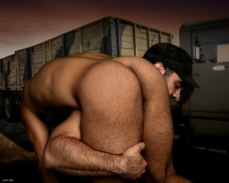 A Deep Desire for Masculine Intimacy