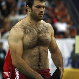 sexy russian hairy wrestler