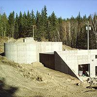Cumming Construction Penticton BC concrete work