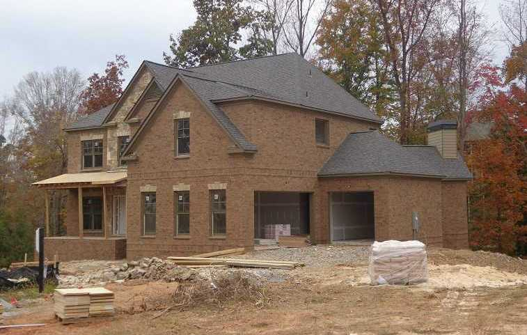 New Home In Fieldstone Preserve
