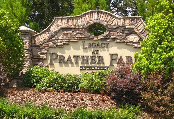 Legacy At Prather Farm In Cumming Georgia