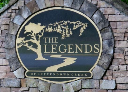 Legends Of Settendown Neighborhood Of Homes