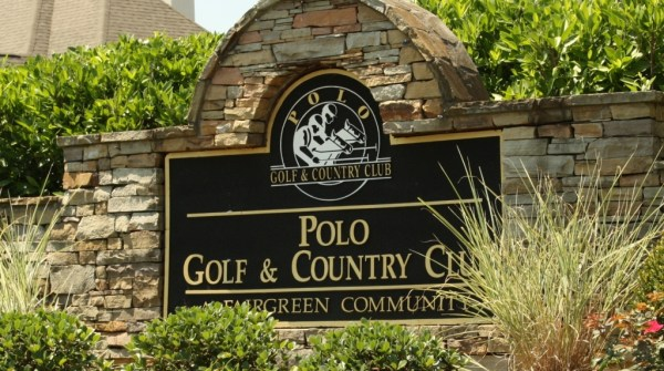 Polo Golf Country Club Entrance