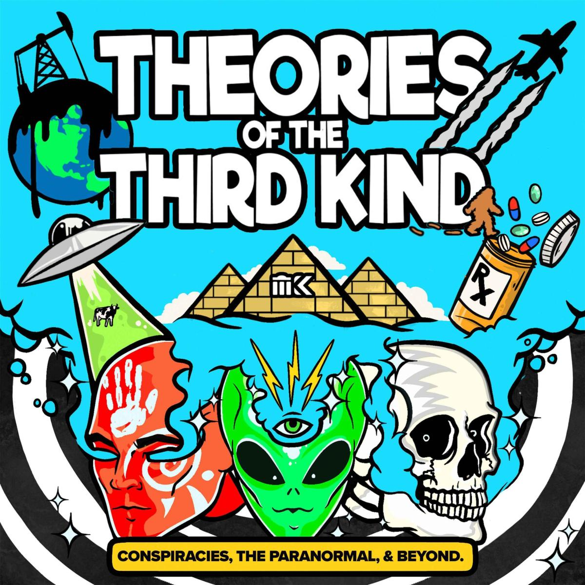 Theories of the Third Kind