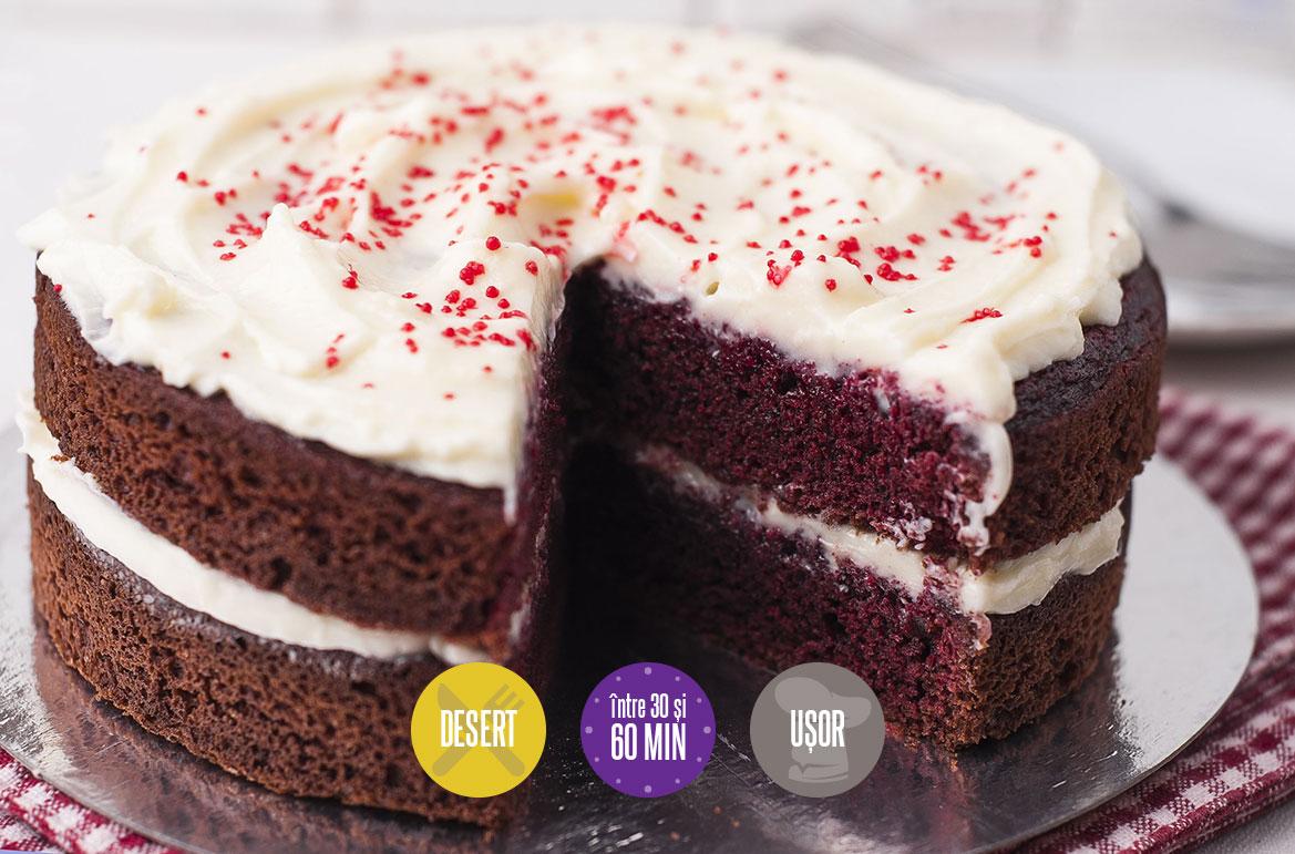 tort brownie velvet