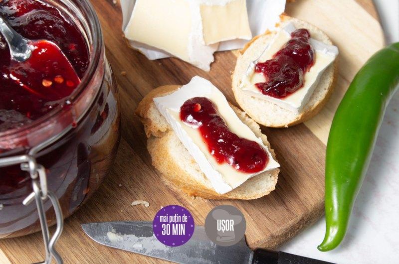 gem sau chutney de prune picant