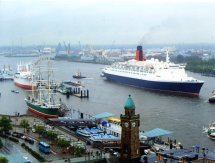 Turning 45 Today Happy Birthday Qe2 Cunard Queens