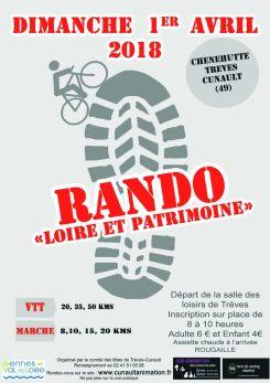 Rando Loire et Patrimoine Cunault