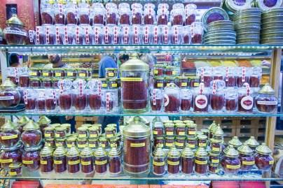 Saffron, Spice Market