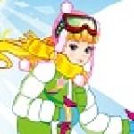 Game Thời trang trượt tuyết