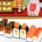 Game Làm Bánh SuShi