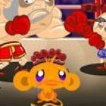 Chú khỉ buồn 31