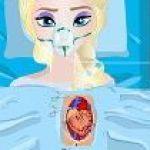 Phẫu thuật tim cho Elsa