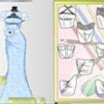 Thiết kế thời trang váy cưới