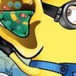 Chơi game bác sĩ chữa tai cho Minion
