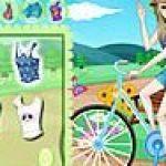 Thời trang đua xe đạp