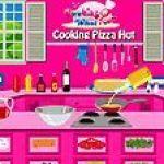 Làm Pizza Hut