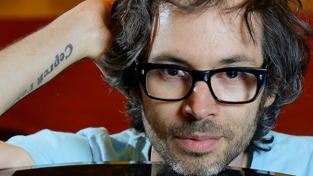 James Rhodes: Pianist, Author, Free Speech Hero. Photo from Herald Sun.