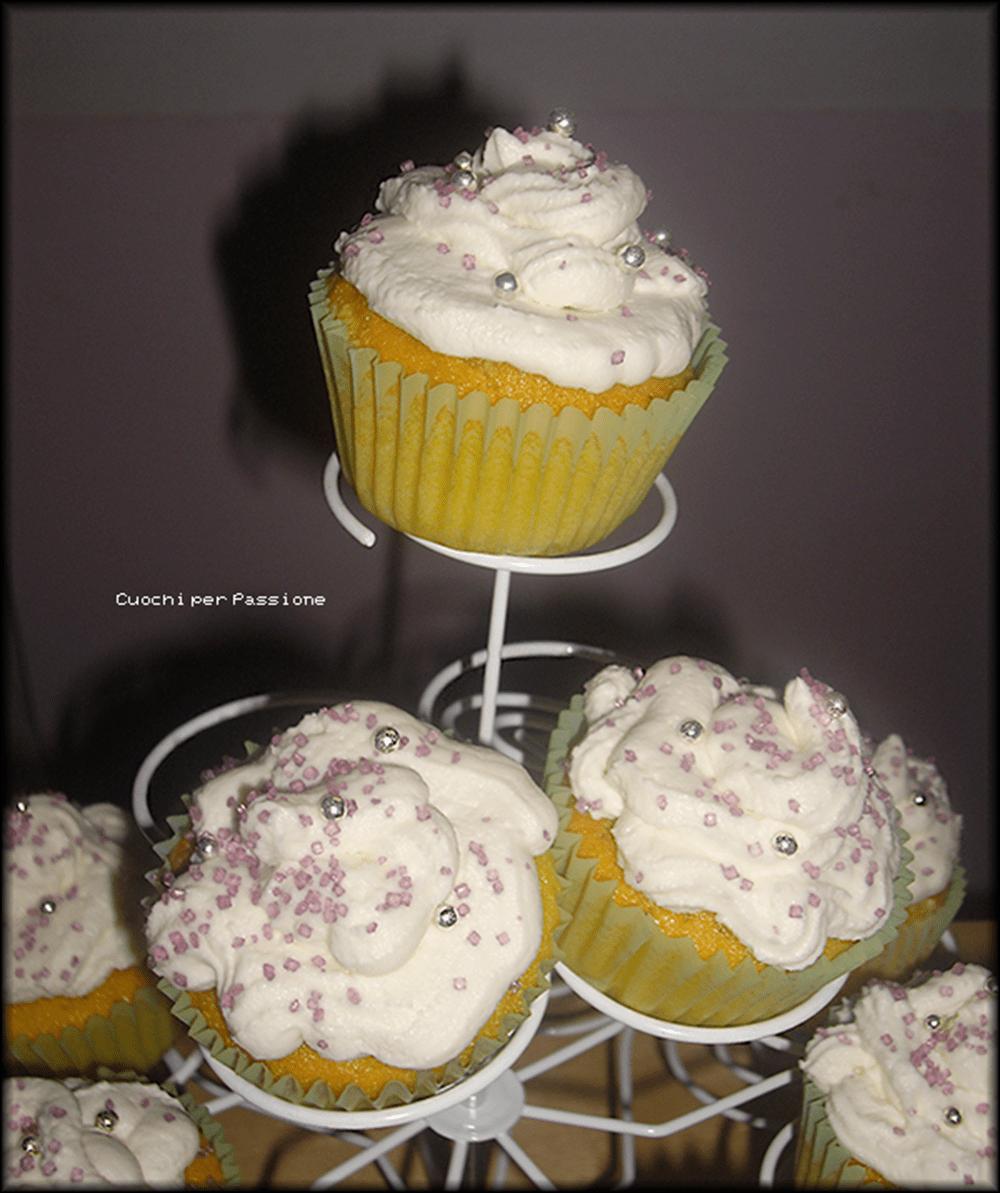 Cupcakes Zucca e Carote