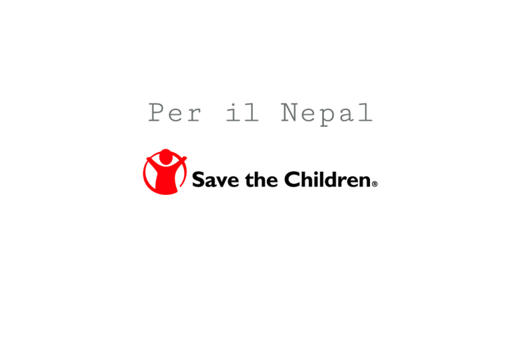 Save the children per il Nepal