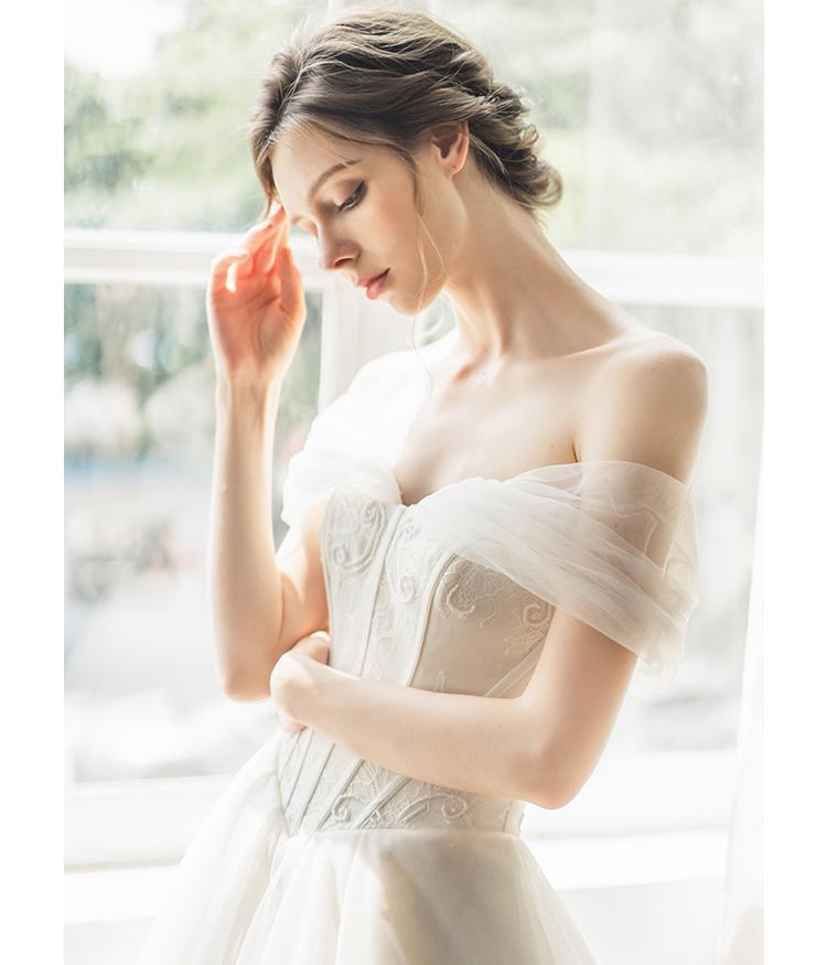 Những xu hướng váy cưới hot nhất