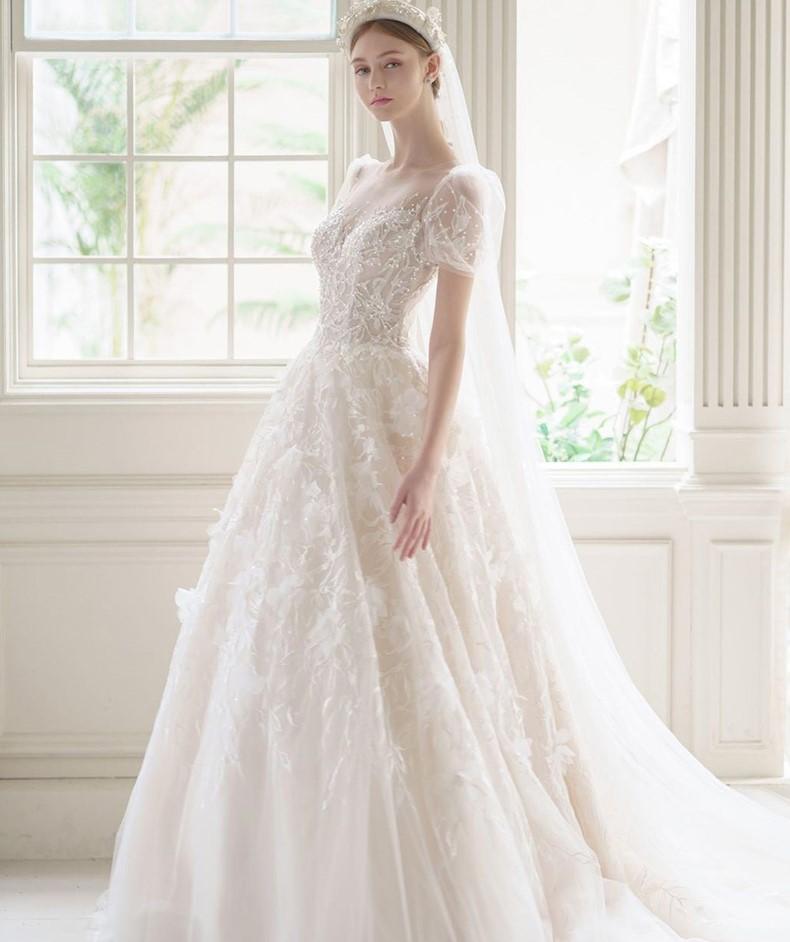ảnh váy cưới đẹp