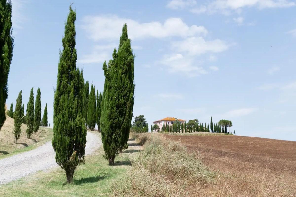 Por la Toscana