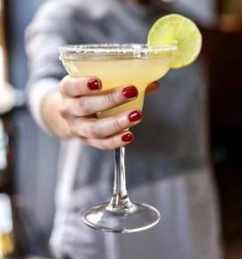 Margarita para Nana Pancha Taquería