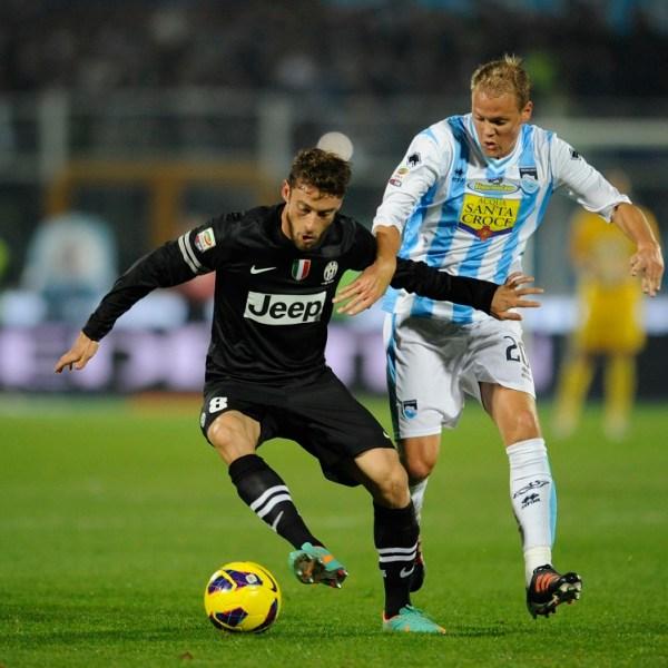 Marchisio Pescara Juve