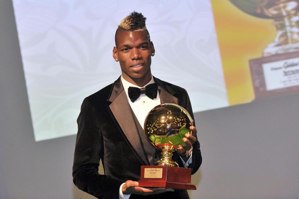 Pogba Golden Boy 2013
