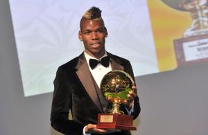 Pogba Golden Boy 2013