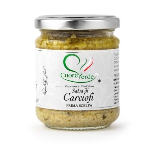 Carciofi-salsa