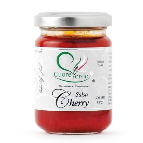 salsa Cherry piccante