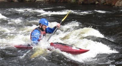kayakingevan