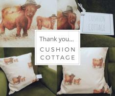 cushion Cottage