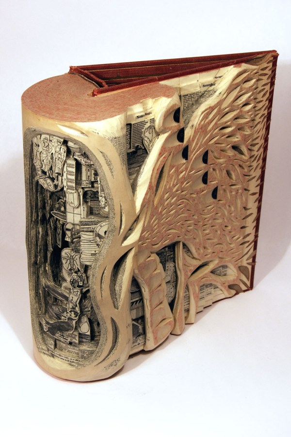 Book Art Iconic Sculptures And Installations