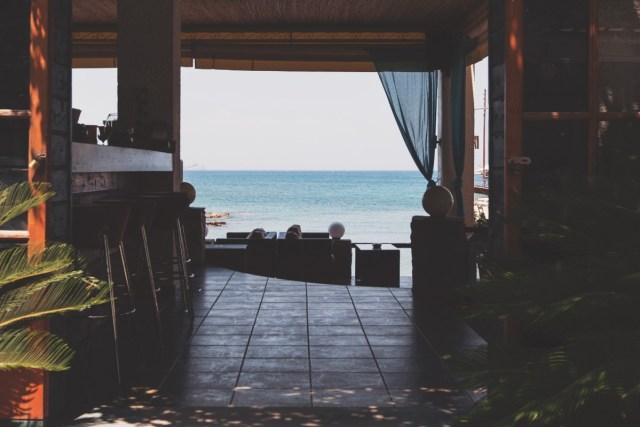 Bar in Greece