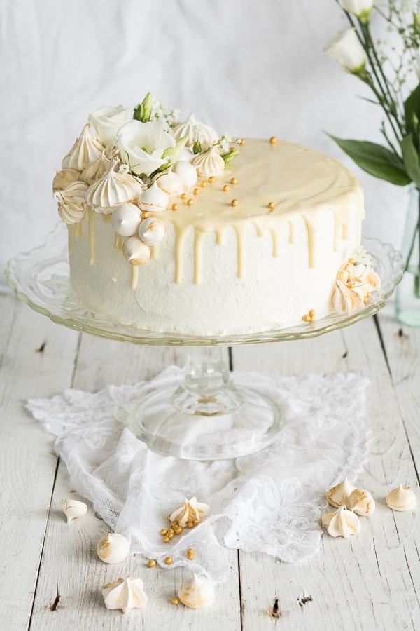 Tort kokosowy i moja przygoda z Tefal Cuisine Companion