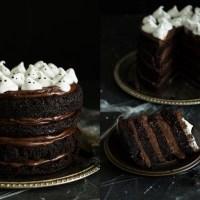 Najlepszy tort czekoladowy na Halloween